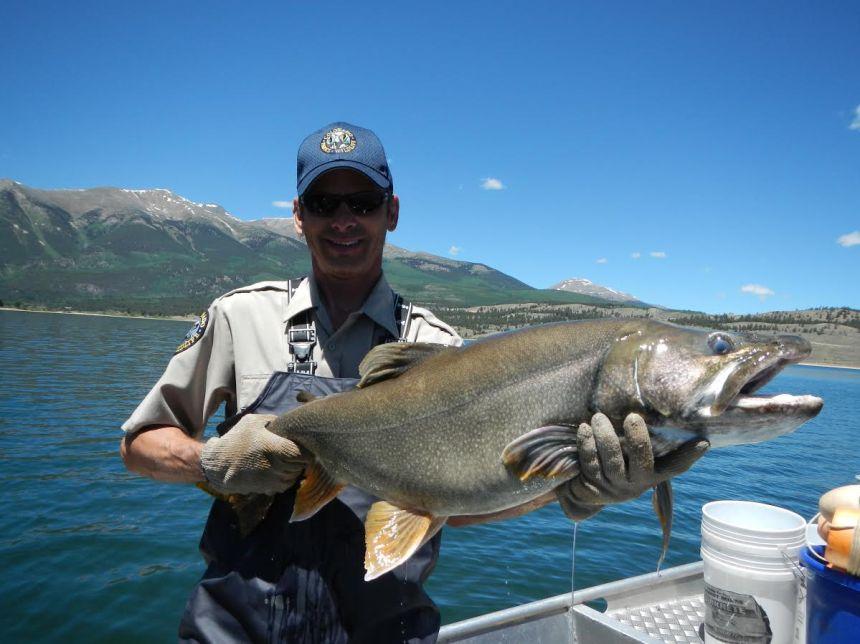 Colorado s top springtime fishing destinations colorado for Fishing lakes in colorado