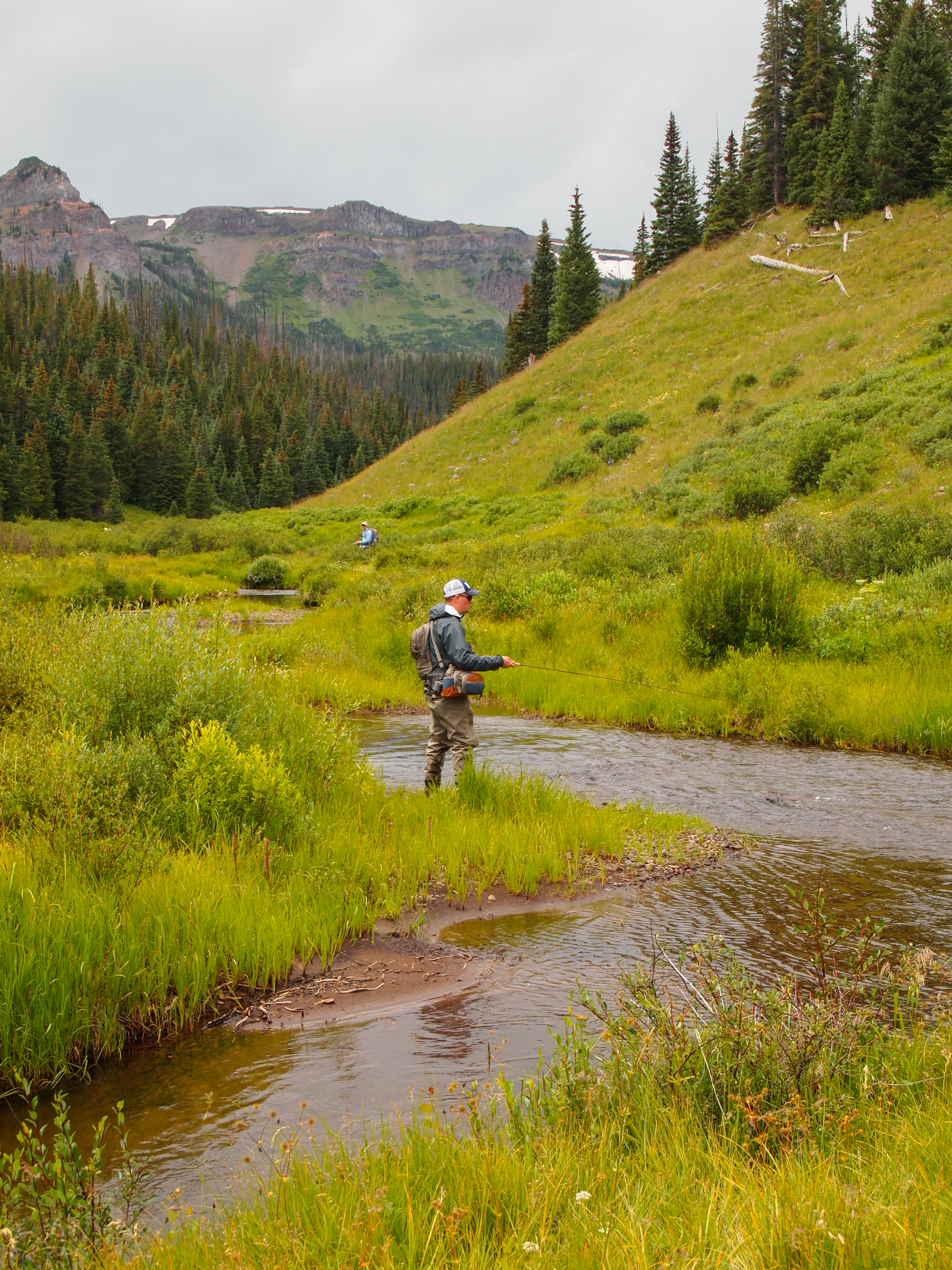 3 tips on fly selection for wilderness fly fishing for Fly fishing in colorado