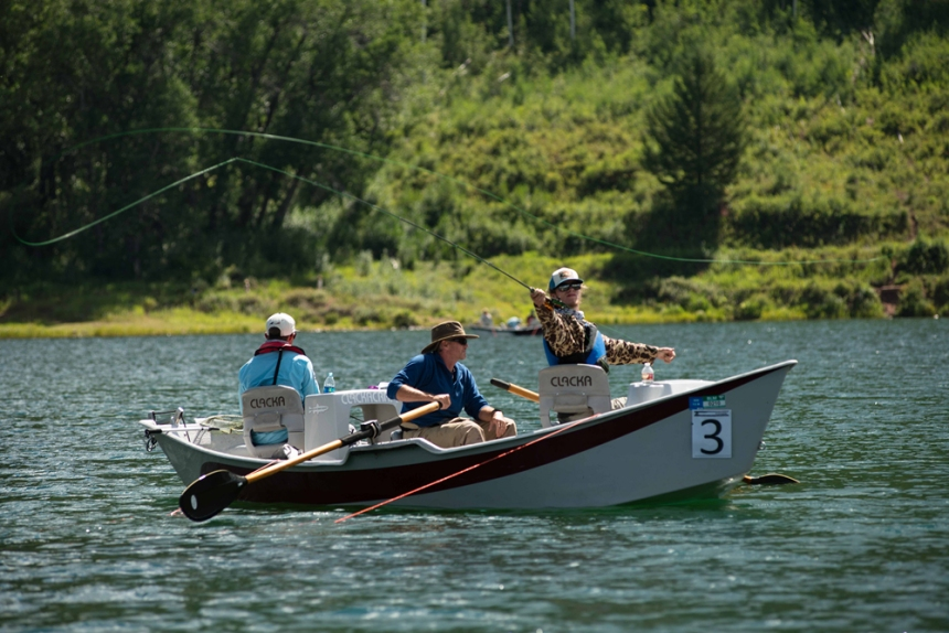 Youth fly fishing world championship comes to colorado for Colorado one day fishing license