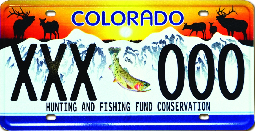 Colorado colorado outdoors online for Where do you get a fishing license