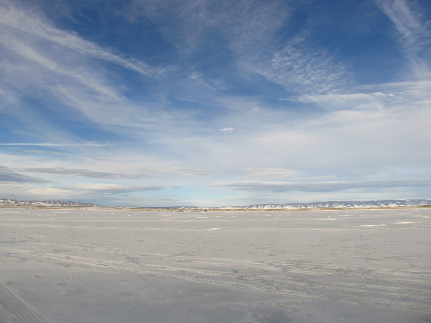 Walden Ice University Scenery